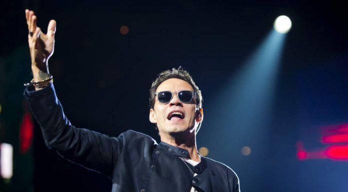 Contador de Marc Anthony