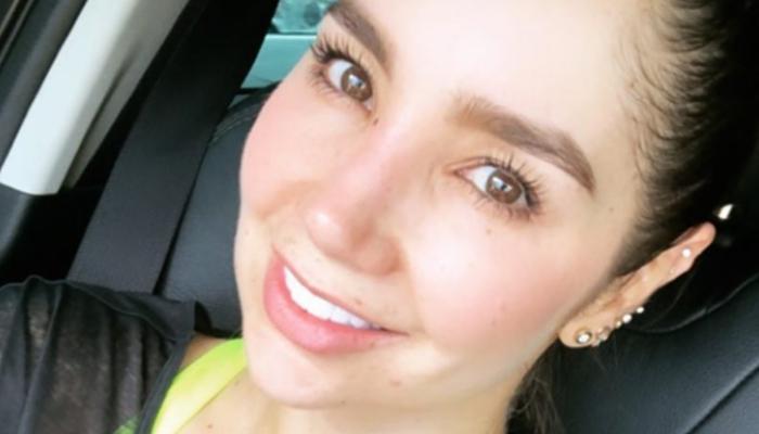 336f80080048 Hasta sin maquillaje!, Paola Jara Conquista a sus seguidores ...