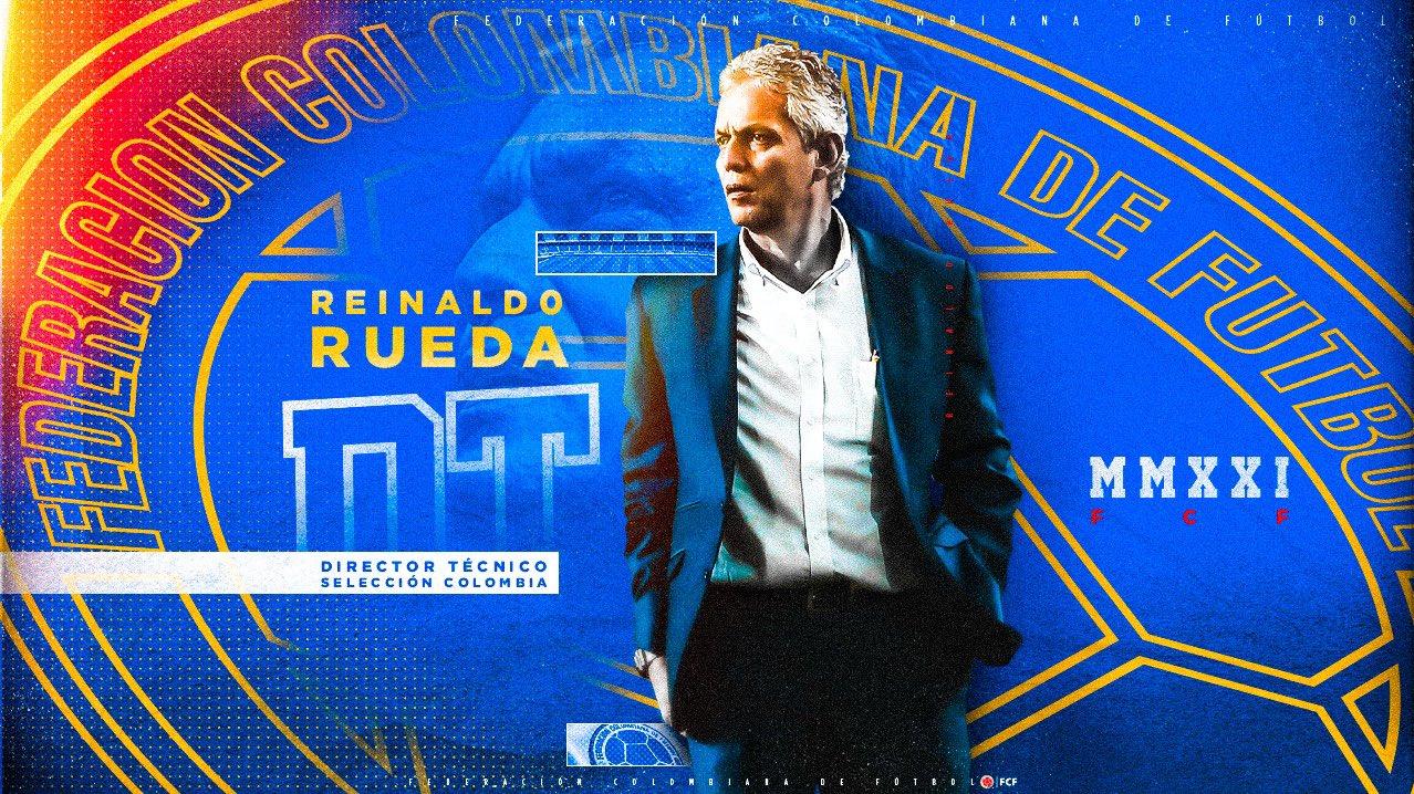 Reinaldo Rueda es el nuevo director técnico de la Selección Colombia